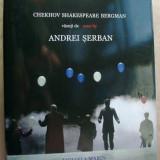 CEHOV, SHAKESPEARE, BERGMAN VAZUTI DE / SEEN BY ANDREI SERBAN (ALBUM, 2012) - Album Arta