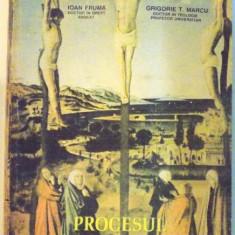 PROCESUL MANTUITORULUI de IOAN FRUMA si GRIGORIE T. MARCU, 1945 - Carti Crestinism