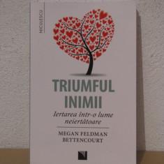 TRIUMFUL INIMII-MEGAN FELDMAN BETTENCOURT, 2016 - Carte dezvoltare personala