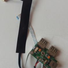 Mufa Alimentare + Modul USB Amilo Pi 1556 Fujitsu Siemens