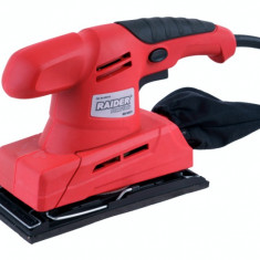 040114-Slefuitor electric cu vibratii 180 W - 90 x 230 mm Raider Power Tools