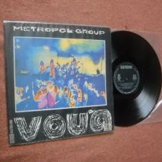 METROPOL : Voua (1979)(al 2lea lor LP, capodopera hard rock! VINIL UZAT) - Muzica Rock electrecord