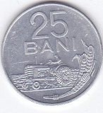 Moneda Romania ( R.S.R. ) 25 Bani 1982 - KM#94a aUNC
