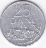 Moneda Romania ( R.S.R. ) 25 Bani 1982 - KM#94a VF