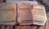 MOSCOVA /PETERSBURG/VARSOVIA DE SALOM AS