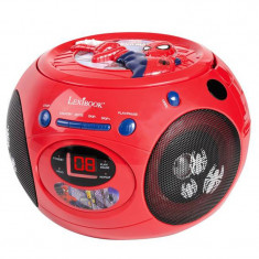 BOOMBOX 3D CU CD SPIDERMAN - CD player