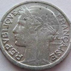 Moneda 1 Franc - FRANTA, anul 1946 *cod 3151 Allu, Europa, Aluminiu