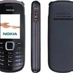 TELEFON NOKIA 1661, Negru, <1GB, Neblocat, Single core, Nu se aplica