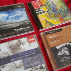 Colectie Muzica Clasica emi records (5 cd-uri orginale)