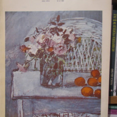 Revista Arta Numarul 8 / 1988 Brancusi si unele amintiri despre el