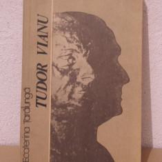 TUDOR VIANU de ECATERINA TARALUNGA - Carte Monografie