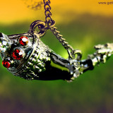 Pandantiv Cornul cu dragon al lui Beowulf - Pandantiv fashion