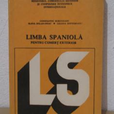 LIMBA SPANIOLA PENTRU COMERT EXTERIOR - Curs Limba Spaniola