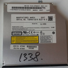DVD-RW Lenovo 3000 N100 N200 0768 UJ-850 UJ-860 GMA-4082N - Unitate optica laptop