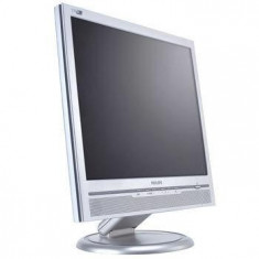 Monitoare lcd second Philips 170B5 - Monitor LCD Philips, 17 inch, 1280 x 1024, VGA (D-SUB)