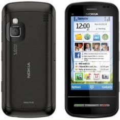TELEFON NOKIA C6, Negru, <1GB, Neblocat, Single core, Nu se aplica