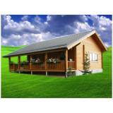 Casa de lemn Elisabeta 10X6m - Casa de vanzare, 60 mp, Numar camere: 3, Suprafata teren: 250