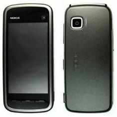 TELEFON NOKIA 5230 RECONDITIONAT - Telefon mobil Nokia 5230, Negru, Neblocat