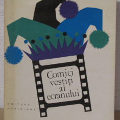 COMICI VESTITI AI ECRANULUI - Carte Cinematografie