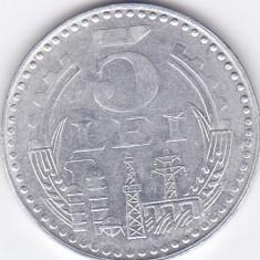 Moneda Romania ( R.S.R. ) 5 Lei 1978 - KM#97 XF