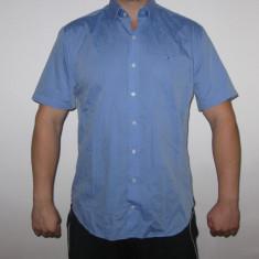 Camasa Originala Tommy Hilfiger Tailored MARIMEA - XL - ( cu maneca scurta ) - Camasa barbati Tommy Hilfiger, Culoare: Din imagine