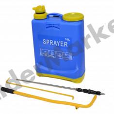 Pompa manuala de stropit capacitate 16 litri - Pompa pentru stropit