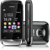 TELEFON NOKIA C2-06, Negru, Neblocat, Smartphone