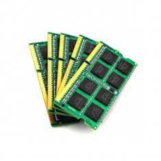 Memorie laptop Samsung 4GB DDR3 2Rx8 PC3-10600S-09-11-F2 PC3-10600S - Memorie RAM laptop