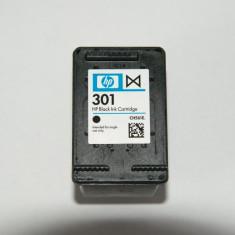 HP 301 Black Cartus Original cu Cerneala - Cartus imprimanta