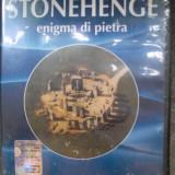 DVD documentar -  Stonehenge enigma di pietra, Italiana