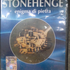 DVD documentar - Stonehenge enigma di pietra - Film documentare Altele, Italiana