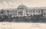IASI , PALATUL ADMINISTRATIV , CLASICA , ED. D. P. ORNSTEIN , IASI , CIRC. 1904, Circulata, Printata