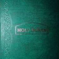 Holy Qur'an - English Quran Coran - Carti Islamism