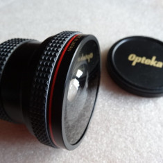 Lentila conversie SUPER WIDE FISHEYE 0, 22X - Lentile conversie foto-video
