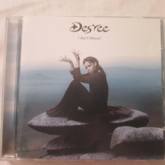 Des'ree ‎– I Ain't Movin' _ cd, album, UK - Muzica Pop sony music