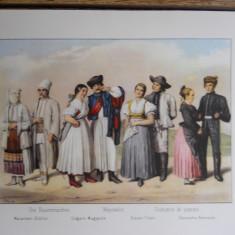 Album Costume taranesti unguresti(1820-1867) de M.Kresz-96 planse+164 pag.text
