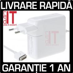INCARCATOR ALIMENTATOR 60W APPLE MACBOOK PRO A1278 A1185 - Incarcator Laptop Apple, Incarcator standard