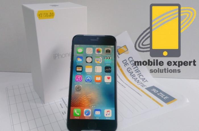 Iphone 6 16GB Space Grey Refurbished! Factura si Garantie ! foto mare