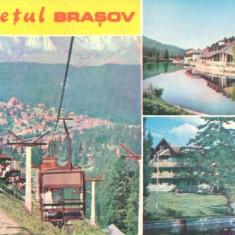 PREDEAL BRASOV - Carte Postala Transilvania dupa 1918, Circulata, Fotografie