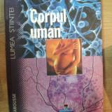 CORPUL UMAN, LUMEA STIINTEI, LAROUSSE