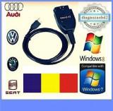 Tester  diagnoza auto VAG.COM VCDS 14.10 in limba Romana, engleza