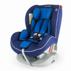 Scaun auto 0-25 kg Coccolle Pavo albastru - Scaun auto copii Coccolle, 0-1-2 (0-25 kg)