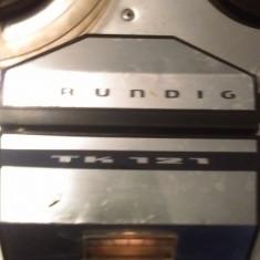 Magnetofon Grundig Grunding TK 121 anii 60