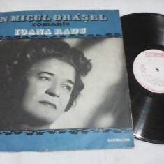 DISC VINIL IOANA RADU ROMANTE RARITATE!!EPE01010 STARE FOARTE BUNA - Muzica Lautareasca