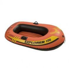 BARCA GONFLABILA EXPLORER 100 INTEX-58329 - Barca pneumatice