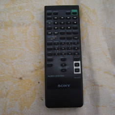 Telecomanda Sony RM-S177 sistem audio - Telecomanda aparatura audio
