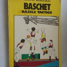 BASCHET  BAZELE TACTICII - LUCIAN VASILESCU
