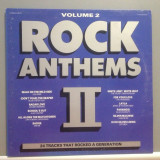 ROCK ANTHEMS - 24 ROCK HITS 2LP SET(1986/ K-TEL REC /RFG) - Vinil/ROCK/IMPECABIL
