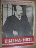Film / Cinema - Cinema MOZI (noiembrie 1957), regiunea Baia Mare