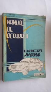 MANUAL DE REPARATII MR 523 , DACIA NOVA